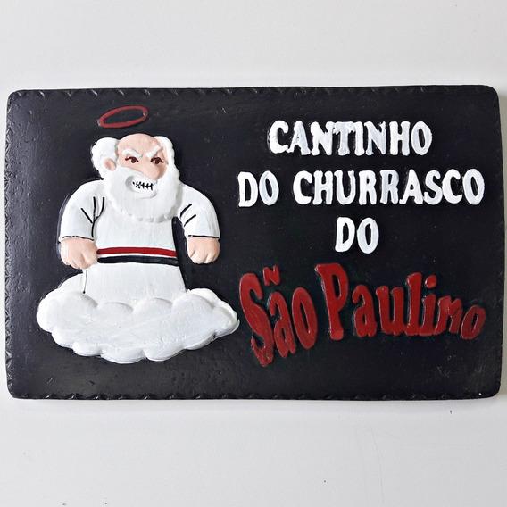 Cantinho Do Churasco Do Palmeirense Ou Sao Paulino