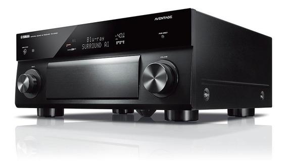 Receiver Yamaha Rx-a1080 7.2 Zona2 Bivolt 4k Revenda Oficial