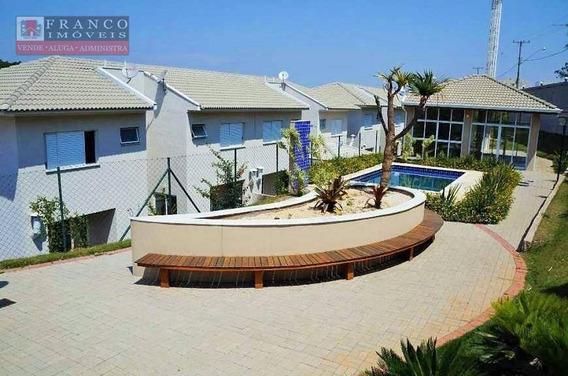 Casa Com 3 Dormitórios À Venda, 93 M² Por R$ 650.000,00 - Condomínio Vila Santa Rosa - Valinhos/sp - Ca0299