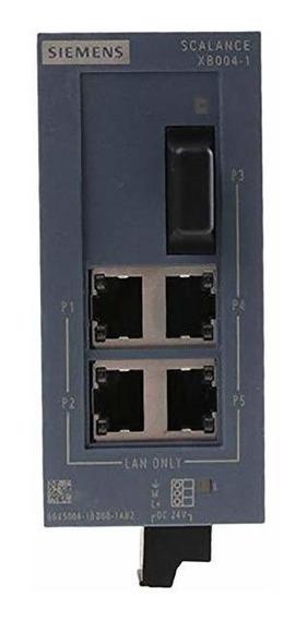 Switch Siemens 6gk5004-1bd00-1ab2 24vdc Unmanaged Ethernet ®