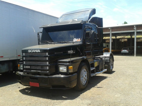 Scania 112 H 360 4x2 Intercooler - 1985