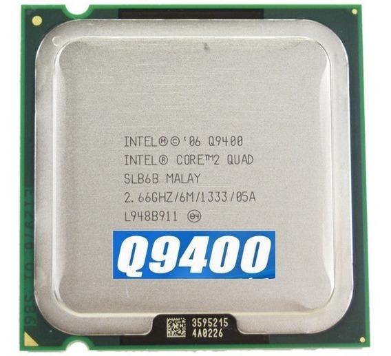 Processador Core 2 Quad Q9400 2.66 Ghz 1333 Mhz
