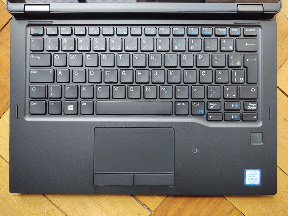 Notebook Dell Latitude 7390 2en1 I5 8ºger 8gb 256gb Nvme