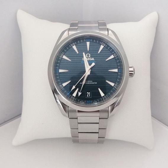 Reloj Caballero Omega Seamaster Aqua Terra Original