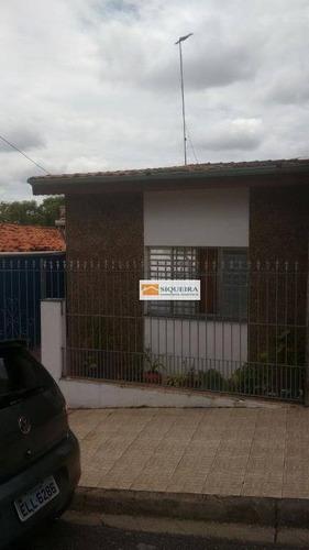 Casa Residencial À Venda, Vila Barcelona, Sorocaba. - Ca0795