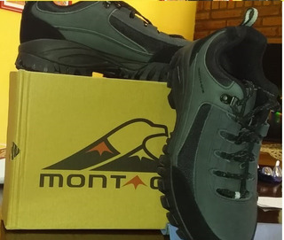 Zapatillas Montagne Lezat - Hombre - Nro 44 - Sin Uso