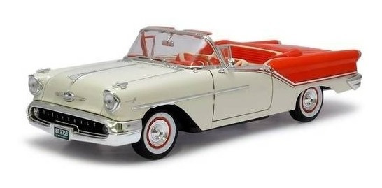 1957 Oldsmobile Super 88 Yat Ming Escala 1/18