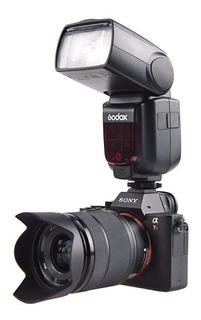 Flash Godox Tt685 Ttl Hss Receptor Integrado Para Sony
