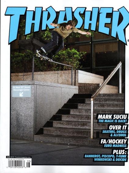 Thrasher Us - Revista De Skate