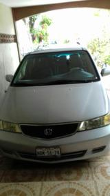 Honda Odyssey Equipada 2001