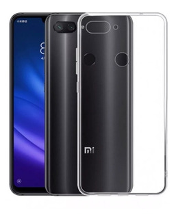 Capa Xiaomi Mi 8 Lite Trasparente