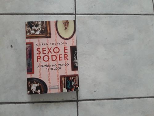 Livro Sexo E Poder