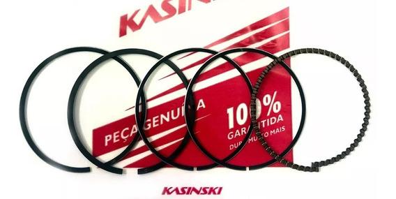 Anéis Do Pistão Std Crz 150 Sm / Comet / Mirage 150 Original