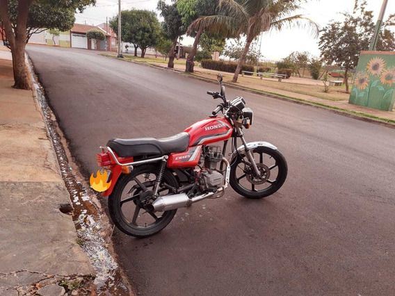 Honda Cg 125 Doc Ok