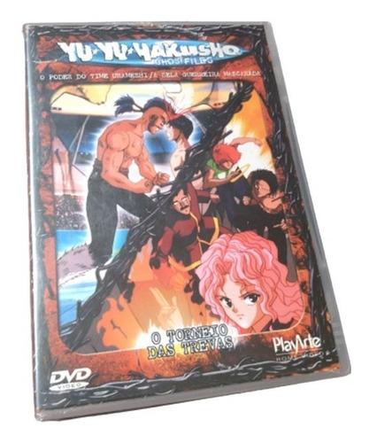 Dvd Duplo - Yuyu Hakusho - Volumes 6/7 - Produto Lacrado