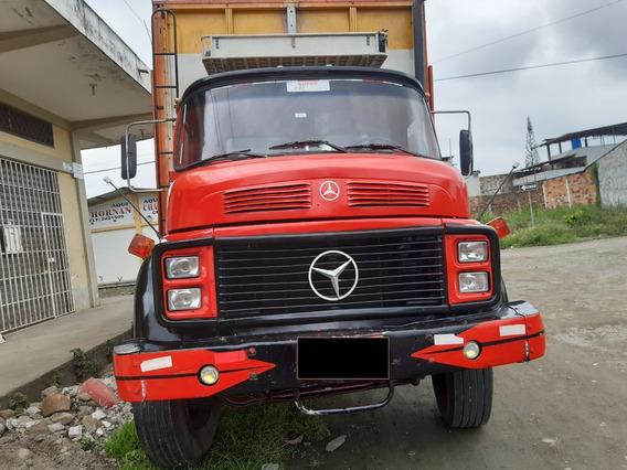 Camion Mercedes Benz Tipo Plataforma
