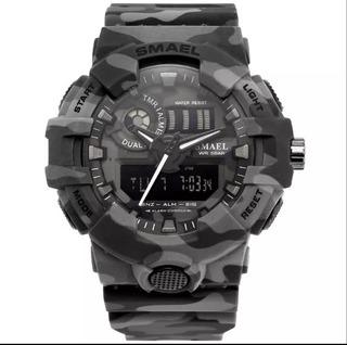 Reloj Sumergible Tipo Militar
