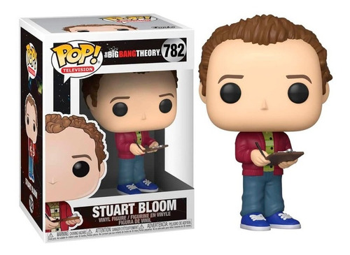 Funko Pop! Stuart Bloom #782 The Big Bang Theory