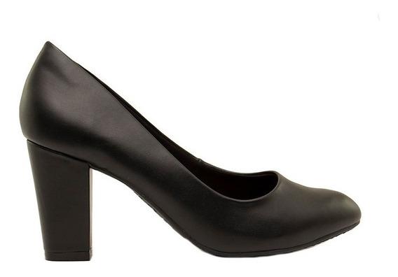 Zapatos Clásicos Mujer Cuero Ecológico Negro Ramarim