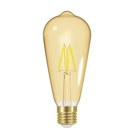 Lâmpada Led Bulbo Vintage Filamento Dimerizavel St64 J