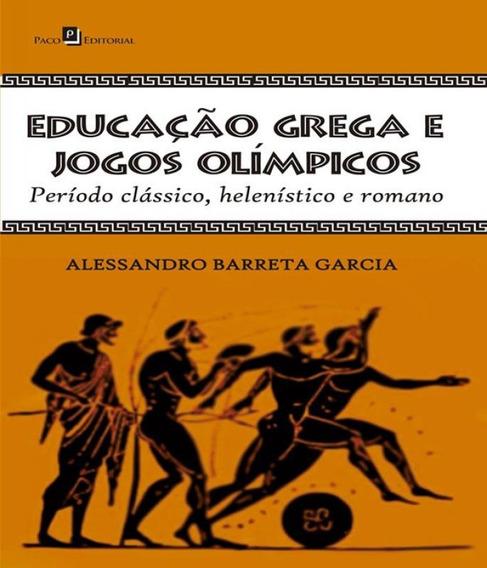 Educacao Grega E Jogos Olimpicos