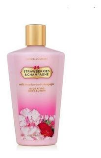 Crema Corporal Victoria´s Secret Strawberries & Champagne