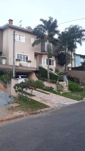 Sobrado Condomínio Delfim Verde 3 Suítes 270 M² - Ca00077 - 68895620