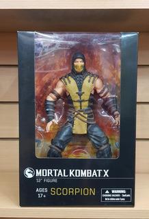 Mezcotoys - Mortal Kombat- Scorpión