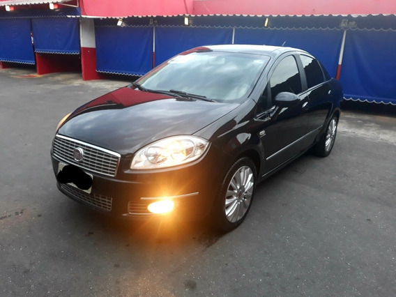 Fiat Linea 1.8 16v Absolute Flex Dualogic 4p 2012