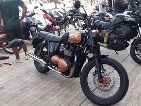 Triumph Bonnevile T100