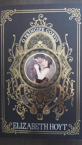 Livro O Príncipe Corvo - Elizabeth Hoyt