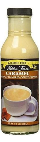 Walden Farms Creamer Coffee Caramel, 12 Oz