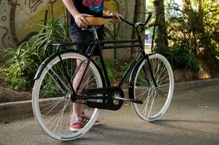 Bicicleta Vintage Hombre Urbana | Yuris | Rodado 28