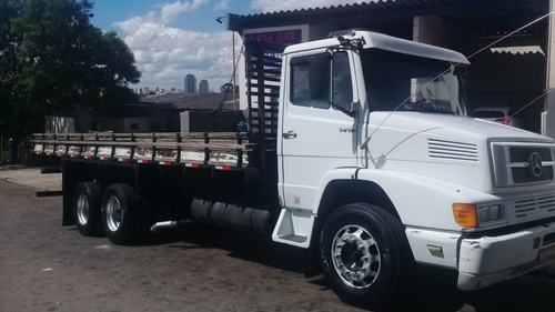 Mb 1418 Truck Carroceria De Madeira 1991 1620/1618/1318/1518