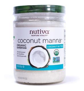 Nutiva Manteca De Coco - 425gr