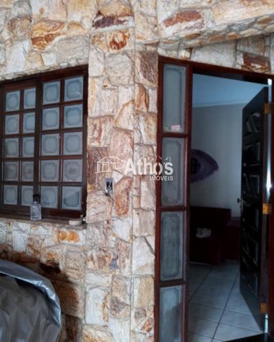 Imagem 1 de 9 de Vende-se Casa No Jardim Morada Do Sol - Indaiatuba/sp - Ca04784 - 69290534