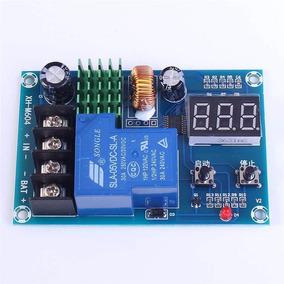 Automatico Para Controlar Carga De Bateria 30a 6-60v