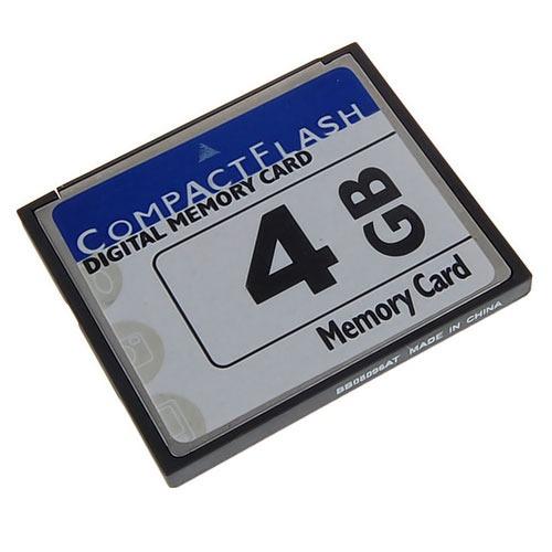 4g Cf Card 4gb Memory Para Canon Powershot S 230 300 330