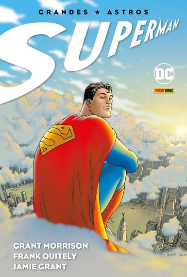 Hq - Superman - Grandes Astros - Capa Dura