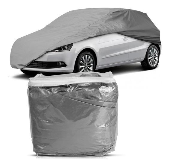 Capa Para Cobrir Carro Impermeável Central P Com Forro