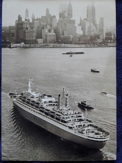 Postal Compañía De Navegación S.s. Rotterdam