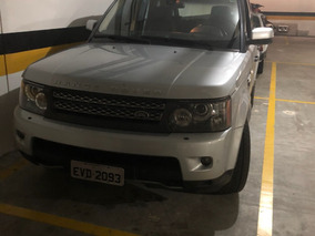 Land Rover Range Rover Sport 5.0 V8 Hse Supercharged 5p 2011