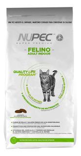 Alimento Nupec Indoor gato adulto 3kg