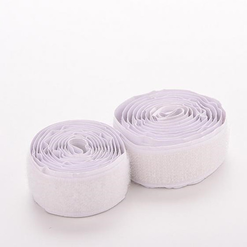 2 Rollos Velcro 91cm Nylon Correa Gancho Lazo Adhesivo Fuert