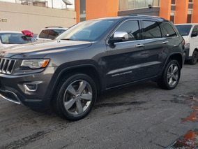 Jeep Grand Cherokee 3.6 Limited Lujo V6 4x2 2015