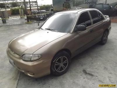 Hyundai Accent Paseo