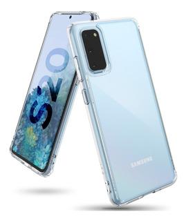 Funda S20 S20 Plus S20 Ultra Ringke Fusion Samsung Galaxy