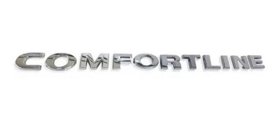 Emblema Confortline Gol Fox Voyage Original Volkswagen