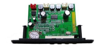 Modulo Bluetooth Mp3 Usb Con Amplificador De 10w + 10 W 12 V