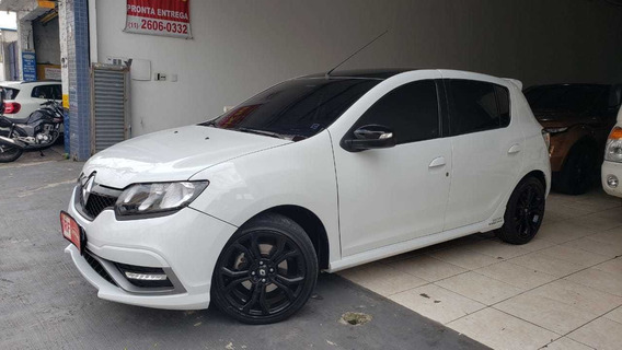 Renault Sandero - 2016/2017 2.0 16v Hi-flex Rs Manual